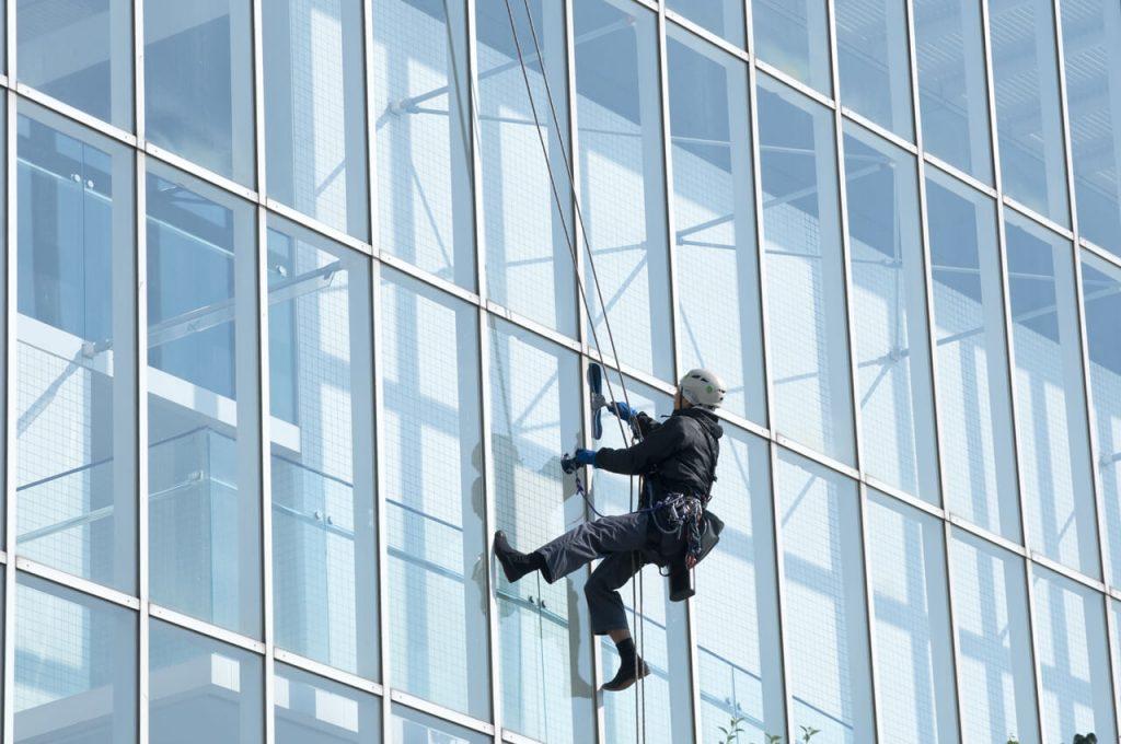高所避難のイメージ画像