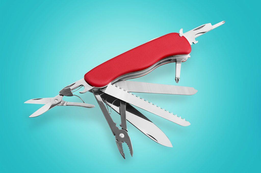 ナイフの画像